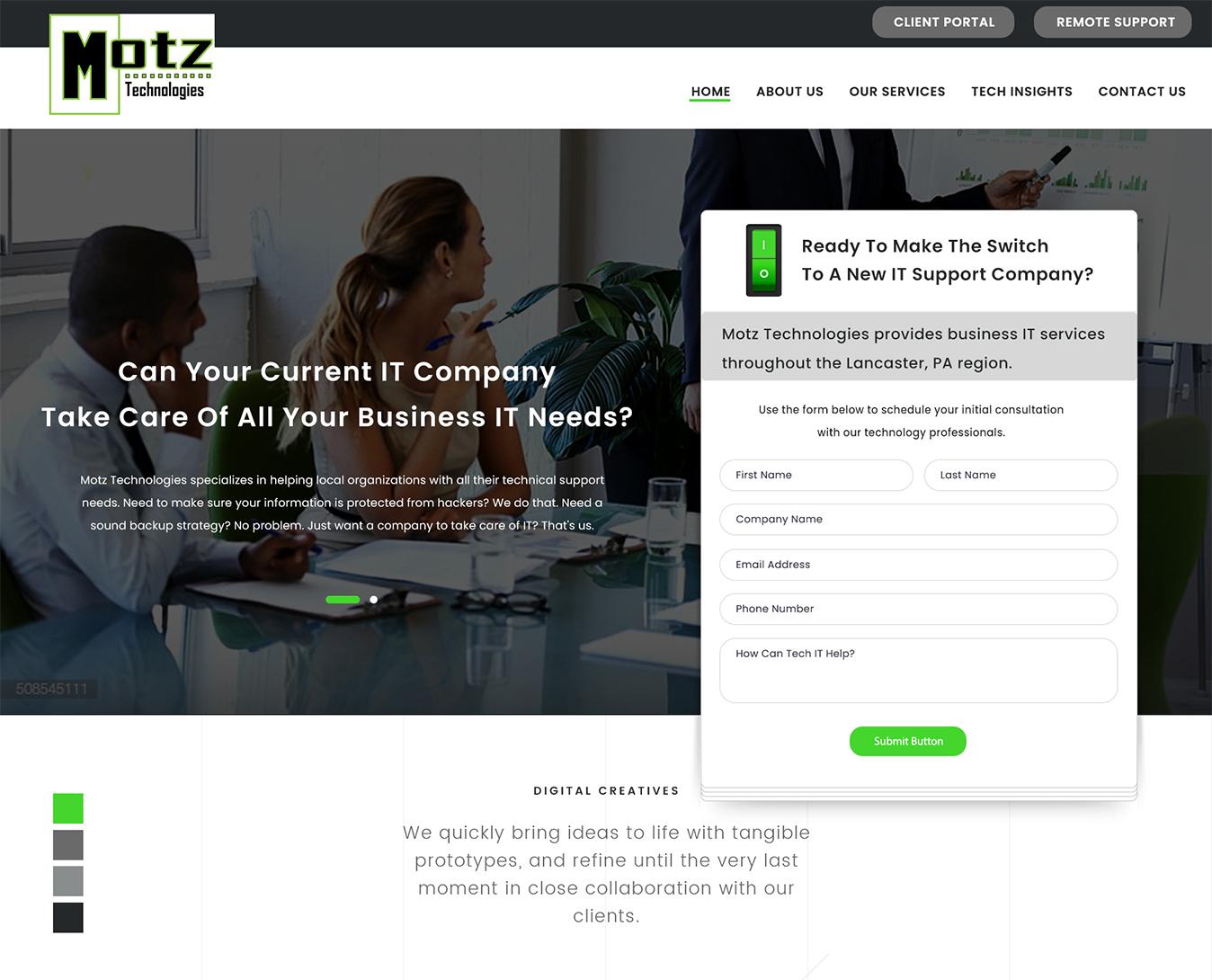 motz-web-design